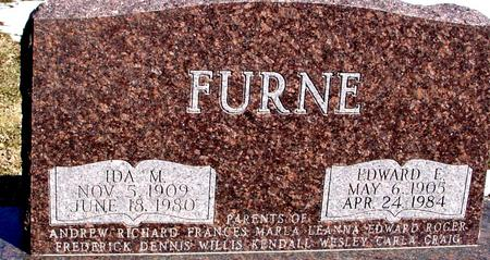 FURNE, EDWARD & IDA M. - Ida County, Iowa | EDWARD & IDA M. FURNE