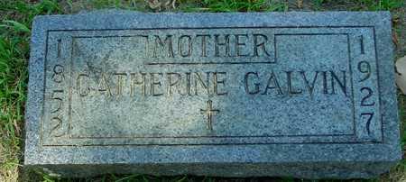 GALVIN, CATHERINE - Ida County, Iowa | CATHERINE GALVIN