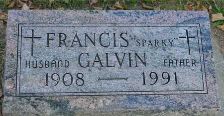 GALVIN, FRANCIS