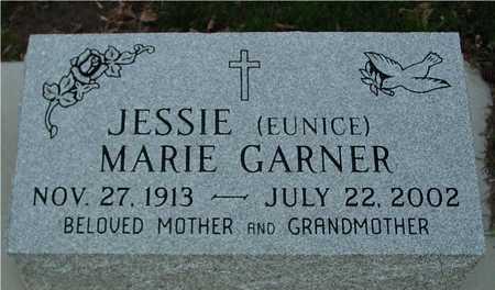 GARNER, JESSIE (EUNICE) - Ida County, Iowa | JESSIE (EUNICE) GARNER