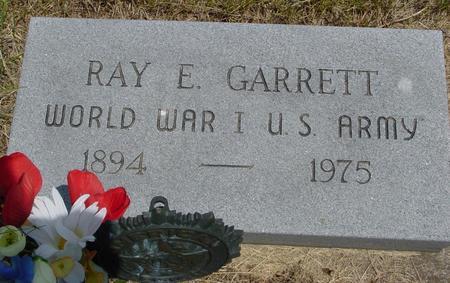 GARRETT, RAY - Ida County, Iowa | RAY GARRETT