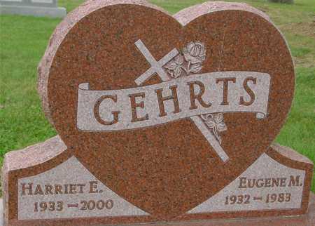 GEHRTS, EUGENE & HARRIET - Ida County, Iowa | EUGENE & HARRIET GEHRTS
