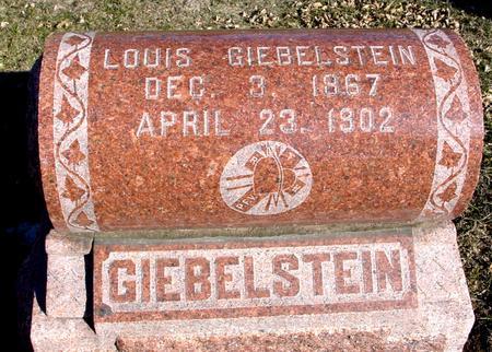 GIEBELSTEIN, LOUIS - Ida County, Iowa | LOUIS GIEBELSTEIN