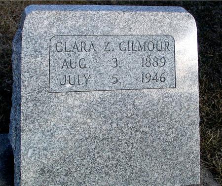 GILMOUR, CLARA Z. - Ida County, Iowa | CLARA Z. GILMOUR