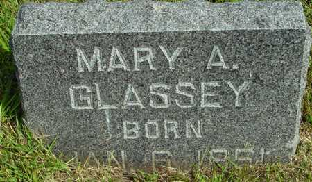 GLASSEY, MARY A. - Ida County, Iowa | MARY A. GLASSEY