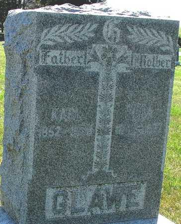 GLAWE, FAMILY MARKER - Ida County, Iowa | FAMILY MARKER GLAWE