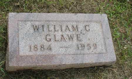 GLAWE, WILLIAM C. - Ida County, Iowa | WILLIAM C. GLAWE