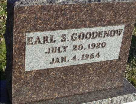 GOODENOW, EARL S. - Ida County, Iowa | EARL S. GOODENOW