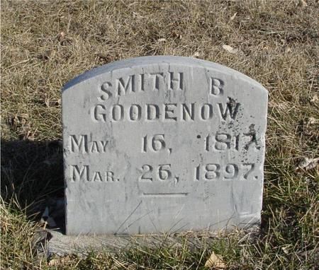 GOODENOW, SMITH B. - Ida County, Iowa | SMITH B. GOODENOW