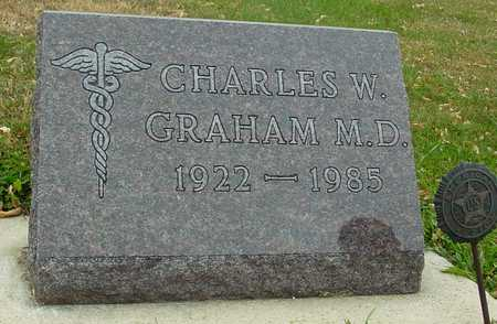 GRAHAM, CHARLES W. - Ida County, Iowa | CHARLES W. GRAHAM