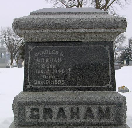 GRAHAM, CHARLES H. - Ida County, Iowa | CHARLES H. GRAHAM