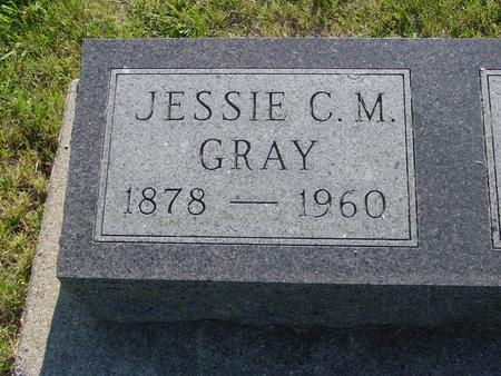 GRAY, JESSIE - Ida County, Iowa | JESSIE GRAY
