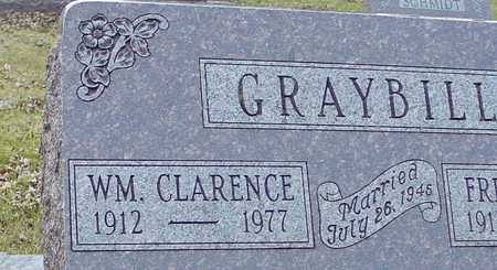 GRAYBILL, WM. CLARENCE - Ida County, Iowa | WM. CLARENCE GRAYBILL