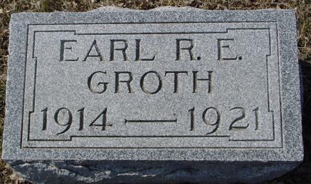 GROTH, EARL R. E. - Ida County, Iowa | EARL R. E. GROTH