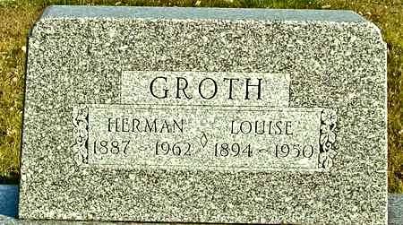 GROTH, LOUISE - Ida County, Iowa | LOUISE GROTH