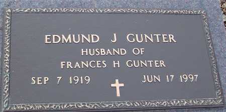 GUNTER, EDMUND J. - Ida County, Iowa | EDMUND J. GUNTER