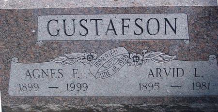 GUSTAFSON, ARVID - Ida County, Iowa | ARVID GUSTAFSON