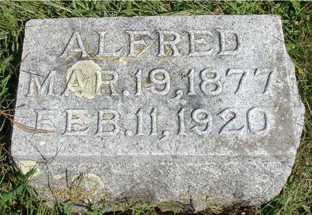 HAAS, ALFRED - Ida County, Iowa | ALFRED HAAS