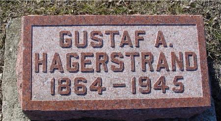 HAGERSTRAND, GUSTAF A. - Ida County, Iowa | GUSTAF A. HAGERSTRAND