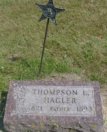 HAGLER, THOMPSON L. - Ida County, Iowa | THOMPSON L. HAGLER