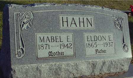 HAHN, MABEL E. - Ida County, Iowa | MABEL E. HAHN