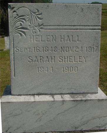 HALL, HELEN - Ida County, Iowa | HELEN HALL