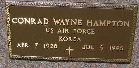 HAMPTON, CONRAD WAYNE - Ida County, Iowa | CONRAD WAYNE HAMPTON