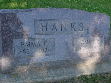 HANKS, JAMES  R. - Ida County, Iowa | JAMES  R. HANKS