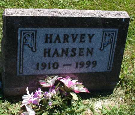 HANSEN, HARVEY - Ida County, Iowa | HARVEY HANSEN
