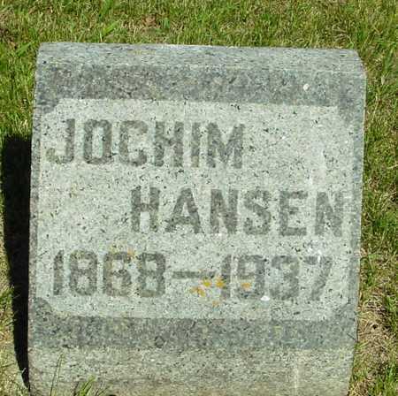 HANSEN, JOCHIM - Ida County, Iowa | JOCHIM HANSEN