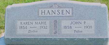 HANSEN, KAREN MARIE - Ida County, Iowa | KAREN MARIE HANSEN