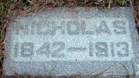 HANSON, NICHOLAS - Ida County, Iowa | NICHOLAS HANSON