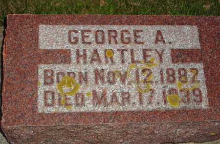 HARTLEY, GEORGE A. - Ida County, Iowa | GEORGE A. HARTLEY