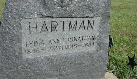 HARTMAN, JONATHAN & LYDIA - Ida County, Iowa | JONATHAN & LYDIA HARTMAN