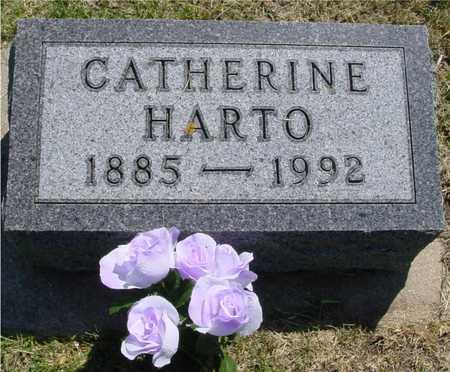 HARTO, CATHERINE - Ida County, Iowa | CATHERINE HARTO