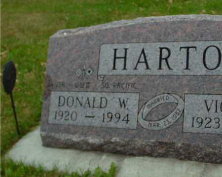 HARTO, DONALD W. - Ida County, Iowa | DONALD W. HARTO