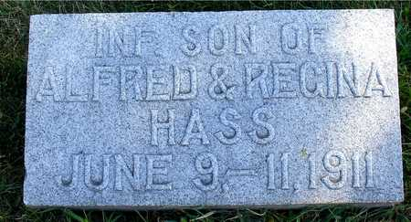 HASS, INFANT SON - Ida County, Iowa | INFANT SON HASS