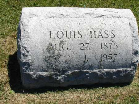 HASS, LOUIS - Ida County, Iowa | LOUIS HASS