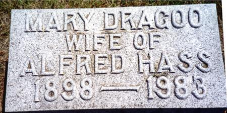 DRAGOO HASS, MARY - Ida County, Iowa | MARY DRAGOO HASS