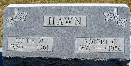 HAWN, ROBERT & LETTIE - Ida County, Iowa | ROBERT & LETTIE HAWN