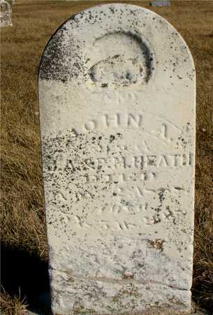 HEATH, JOHN A. - Ida County, Iowa | JOHN A. HEATH