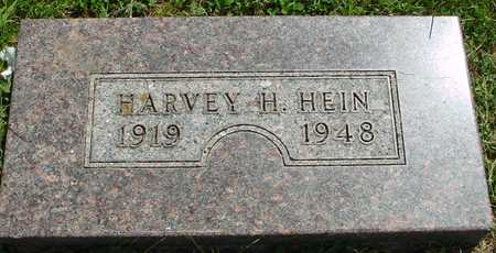 HEIN, HARVEY H. - Ida County, Iowa | HARVEY H. HEIN