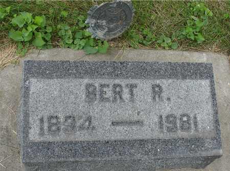 HEINSE, BERT R. - Ida County, Iowa | BERT R. HEINSE