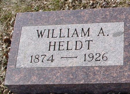 HELDT, WILLIAM A. - Ida County, Iowa | WILLIAM A. HELDT