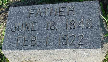 HEMER, JOHN SR. - Ida County, Iowa | JOHN SR. HEMER