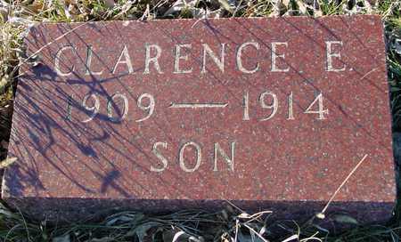 HENDERSON, CLARENCE E. - Ida County, Iowa | CLARENCE E. HENDERSON