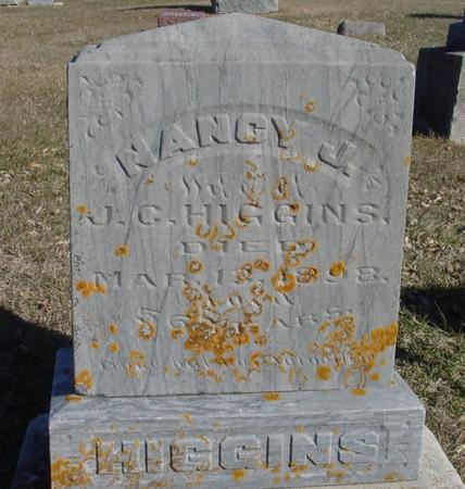 HIGGINS, NANCY - Ida County, Iowa | NANCY HIGGINS
