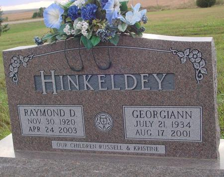 HINKELDEY, RAY & GEORGIANN - Ida County, Iowa | RAY & GEORGIANN HINKELDEY