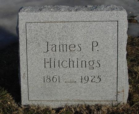 HITCHINGS, JAMES P. - Ida County, Iowa | JAMES P. HITCHINGS