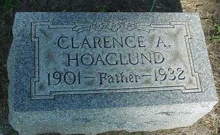 HOAGLUND, CLARENCE A. - Ida County, Iowa | CLARENCE A. HOAGLUND